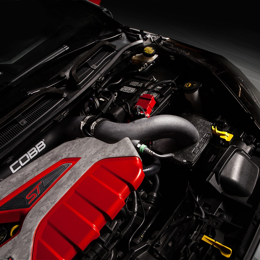 COBB Ford Fiesta Intake Installed now at ModBargains
