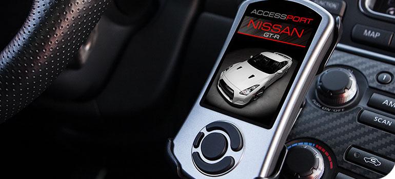 Cobb Tuning AccessPORT Nissan R35 Skyline GT-R Startup