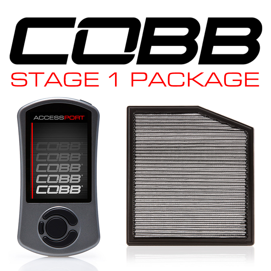 Cobb Tuning BMW N55 Stage 1 Power Package
