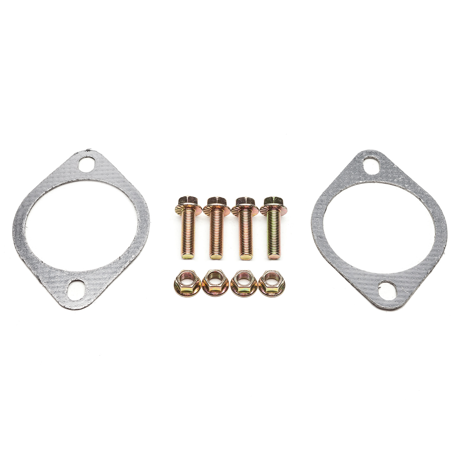VOLKSWAGEN CAT-BACK EXHAUST GTI GASKETS HARDWARE