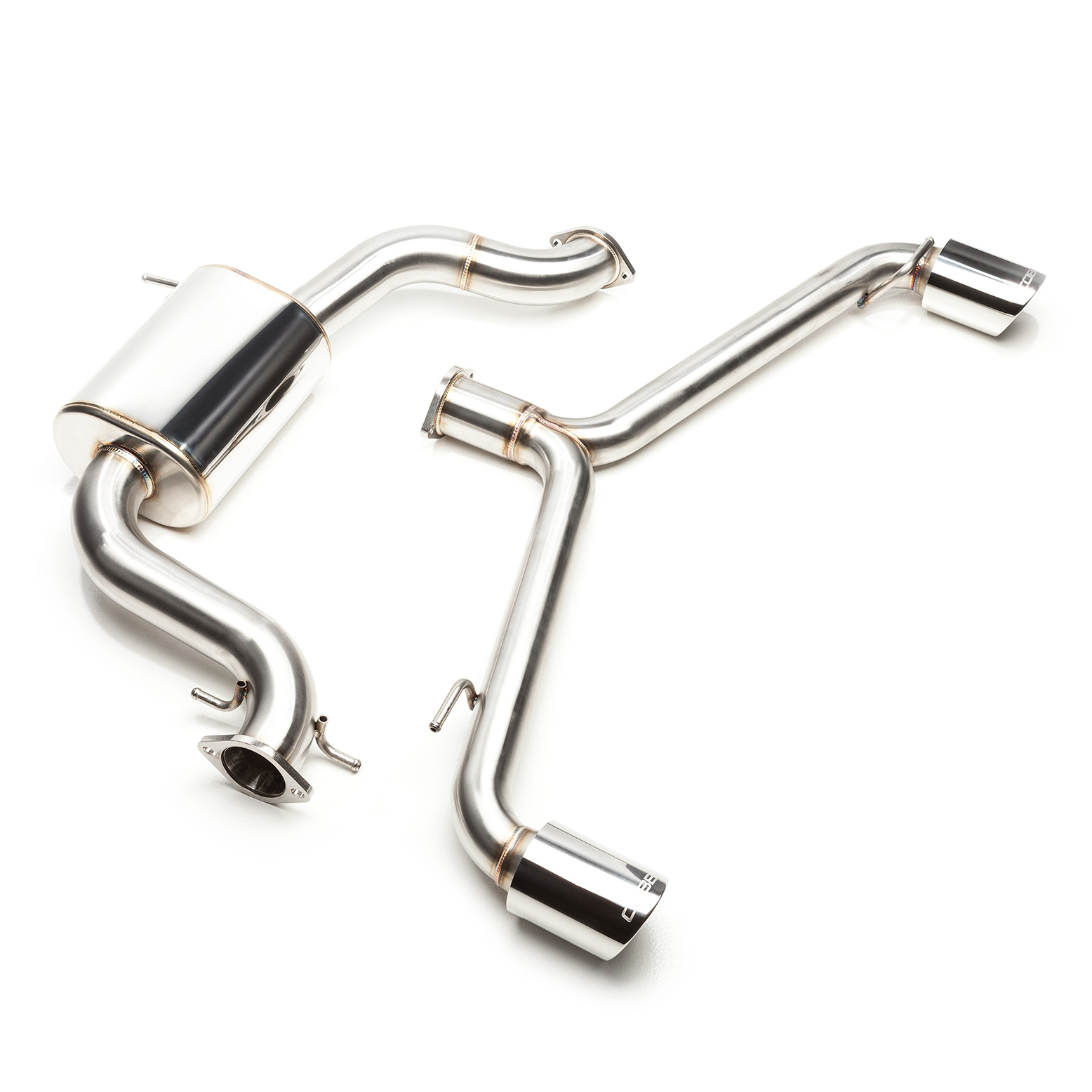 VOLKSWAGEN CAT-BACK EXHAUST GTI