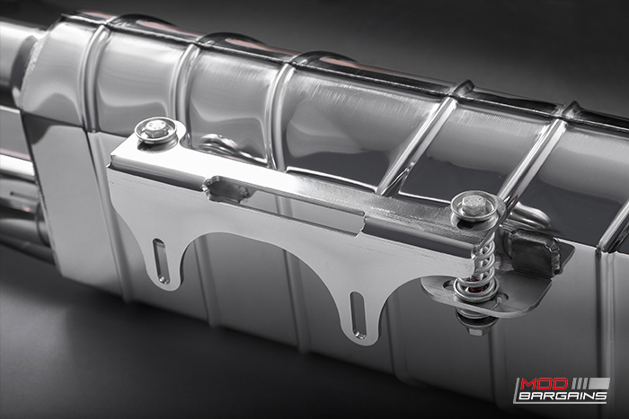 Capristo Stainless Exhaust for Porsche gt3 gt3rs, 991,911.1, 991.2, turbo, trubos , 997, gt2, gt2rs, carrera, carrera s, headers, sport cat, valve exhaust, MODBARGAINS.COM