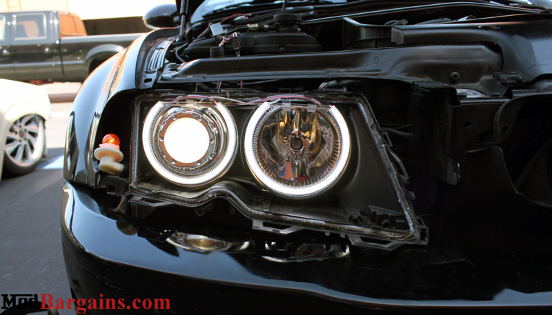 SMD LED Angel Eyes BMW (E36/E46/E39)