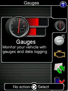 Cobb Tuning Accessport Features: Gauges
