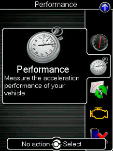 Cobb Tuning Accessport Features: Performance Measuring