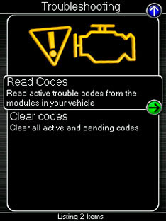 Cobb Tuning Accessport Features: Troubleshooting Codes