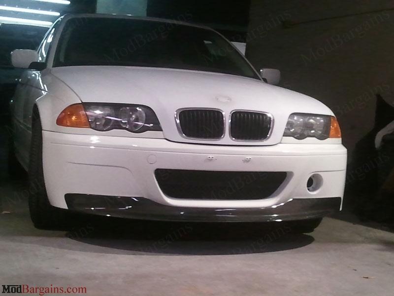 CSL Style V1 Bumper E46 M3