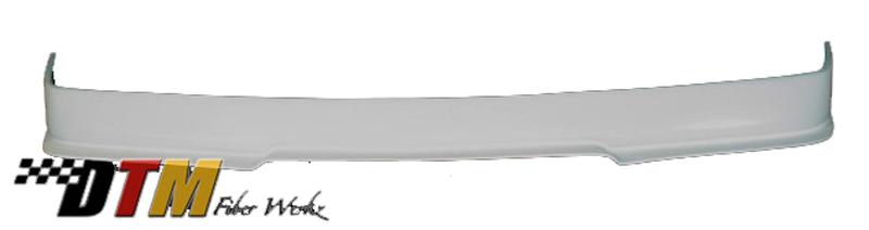 DTM Fiber Werkz BMW E30 RG Infinity Style Front Cup Lip 2