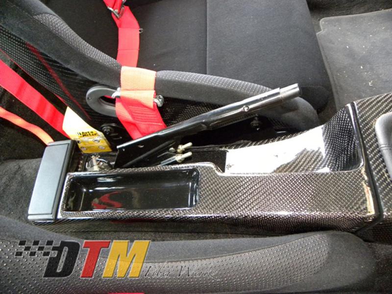 DTM Fiber Werkz BMW E30 Carbon Fiber Center Console 5