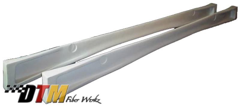 DTM Fiber Werkz BMW E36 Z-Max Widebody Kit Unmounted View 5