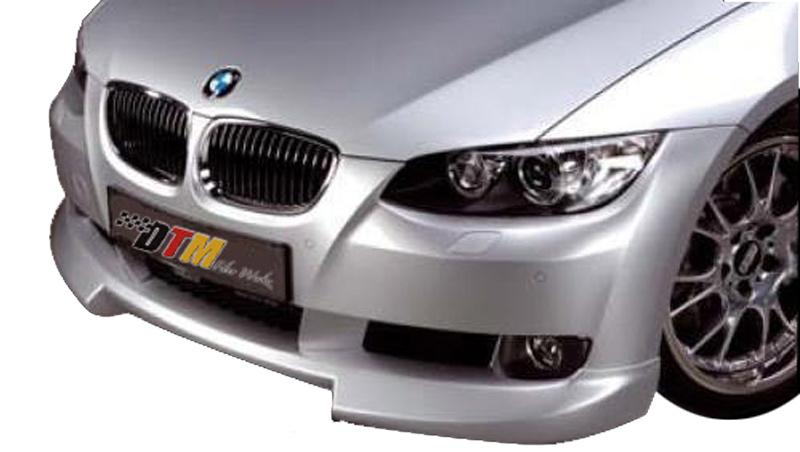 DTM Fiber Werkz BMW E92 RG Style Front Lip Mounted 5
