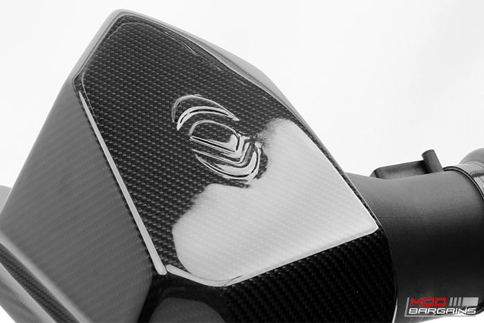 BMW arbon Fiber Cold Air Intake for BMW F22 F23 M240i F30 F34 340i F32 F33 F36 440i DINAN, MODBARGAINS.COM