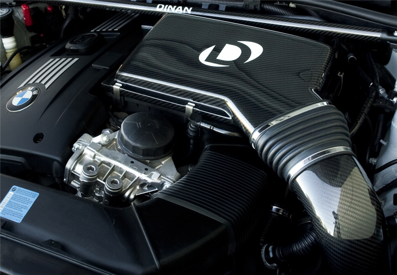 Dinan Carbon Fiber Cold Air Intake for BMW 1M