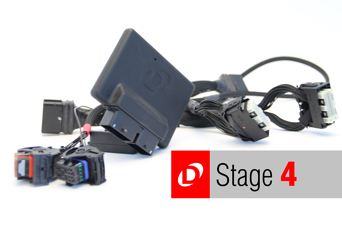 DINANTRONICS Performance Tuner Stage 4 for BMW M2 F87