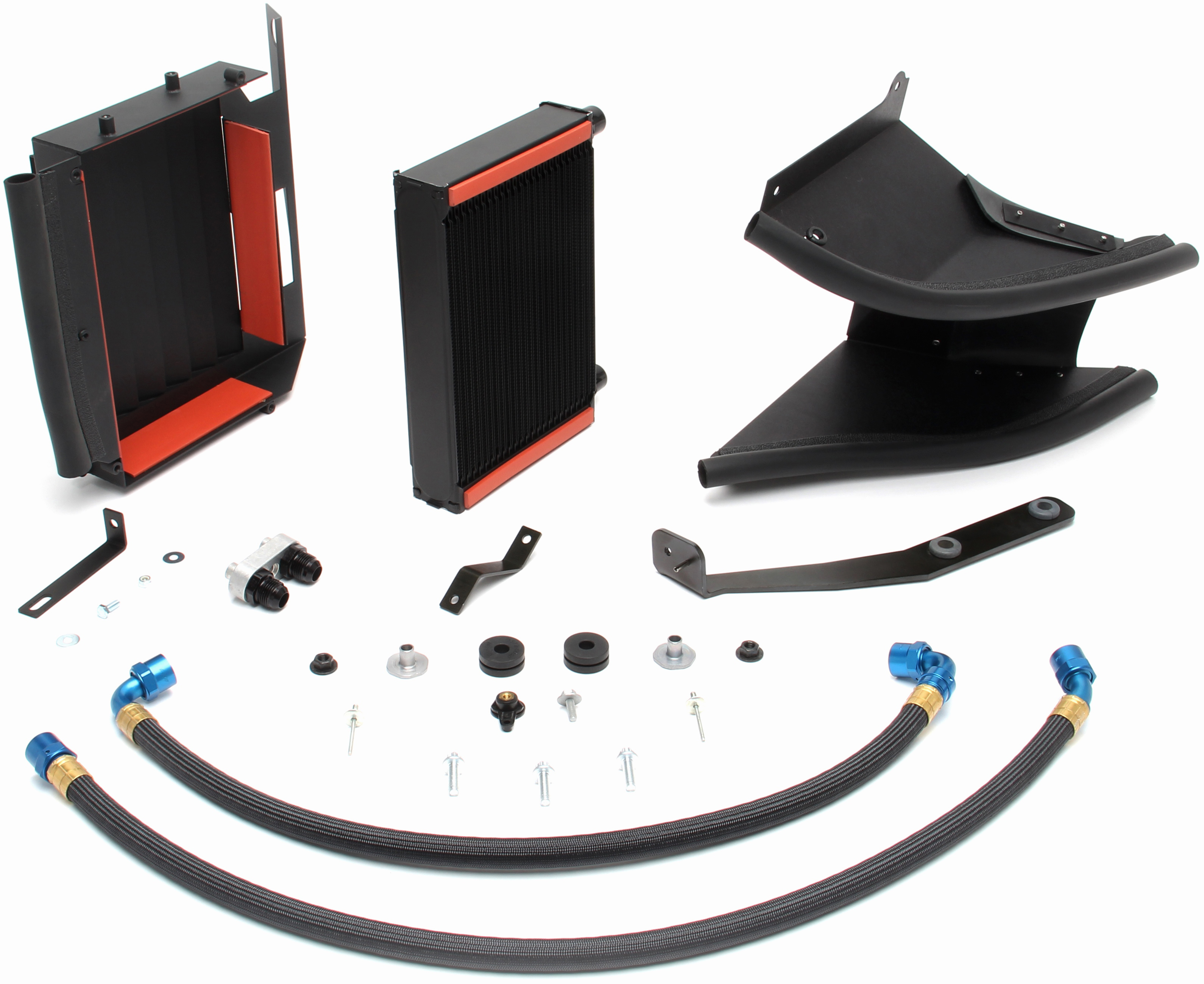 Dinan High Capacity Oil Cooler System for BMW 1M E82