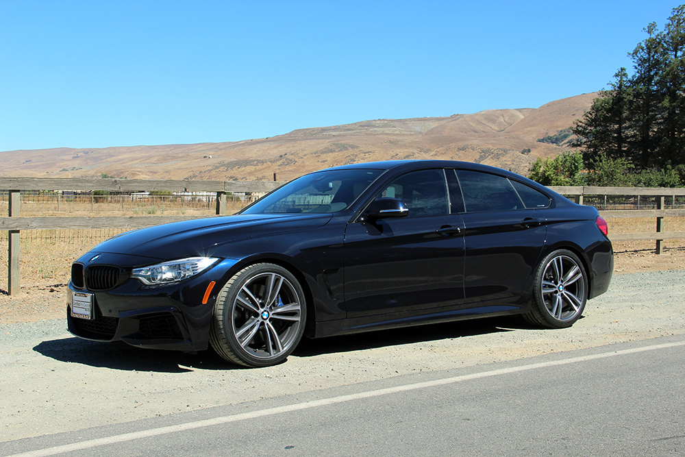 Dinan Performance Springs Installed on BMW Gran Coupe F36