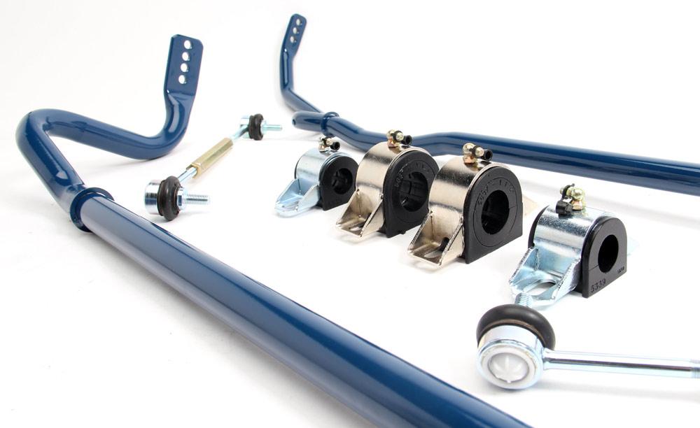 Dinan Lightweight Tubular Adjustable Anti-Roll Bar Set