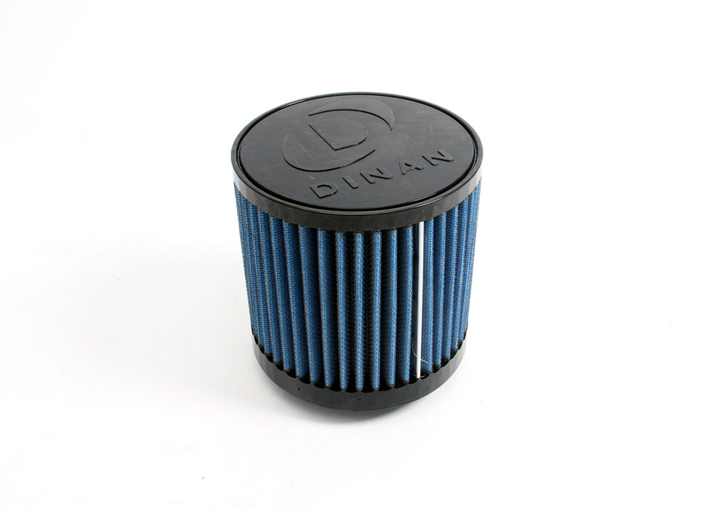 dinan replacement filter for high flow carbon fiver intake