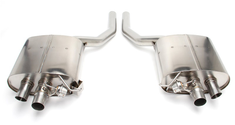 dinan free flow exhaust without tips
