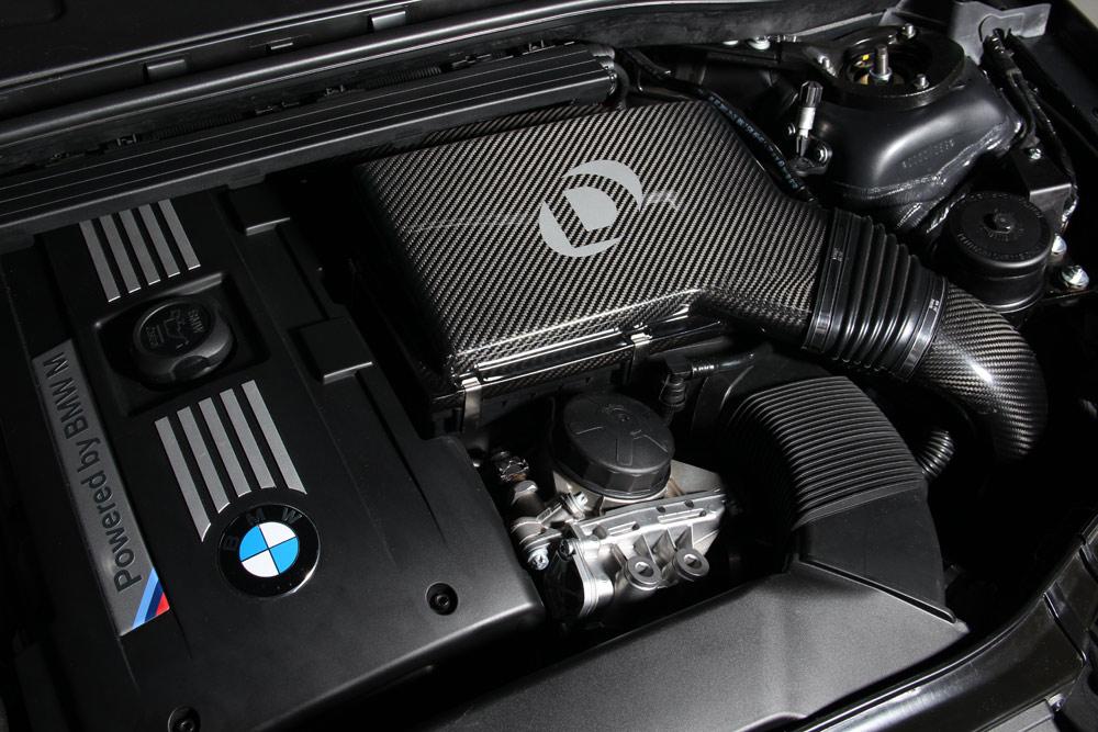 Dinan Carbon Fiber Cold Air Intake for BMW 1M E82