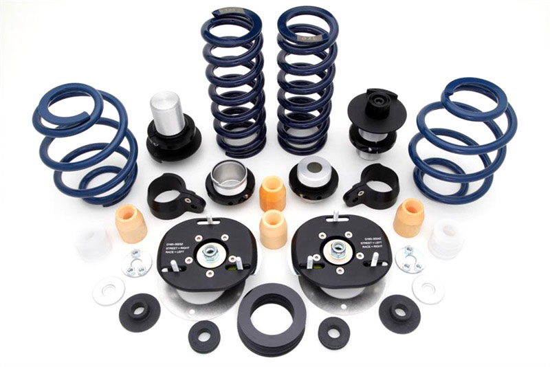 Dinan high performance adjustable coilover suspension system