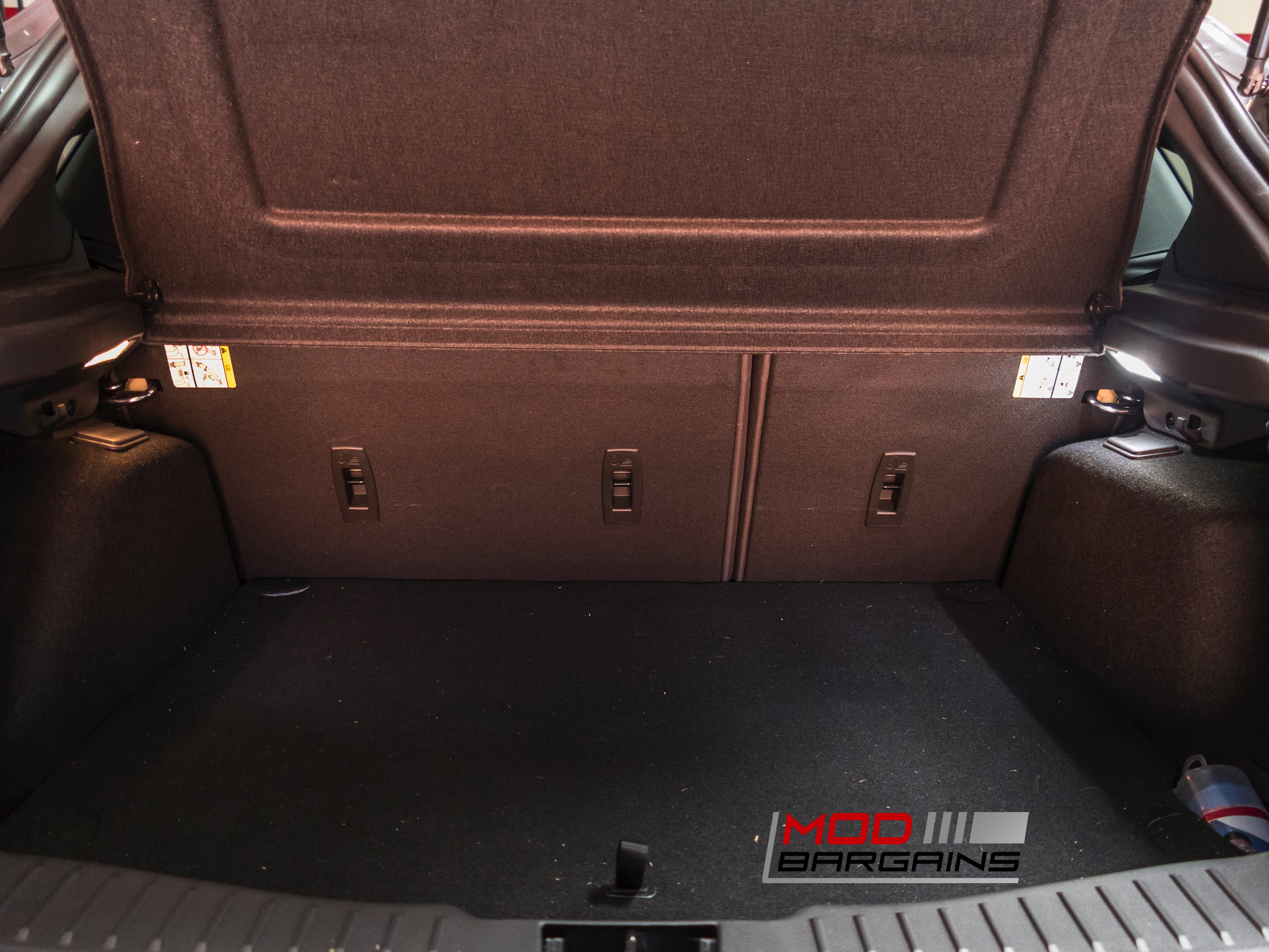 Diode Dynamics Trunk LIght LEDs Installed
