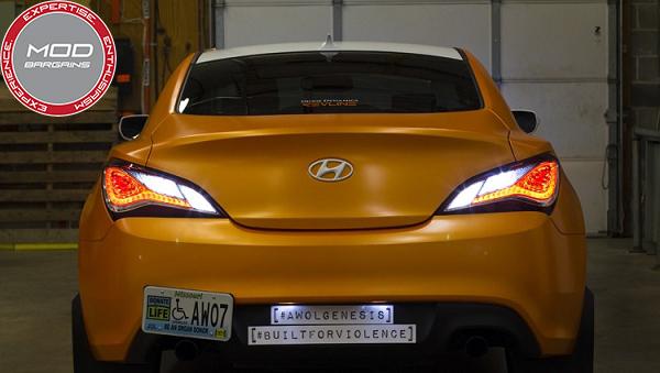 Diode Dynamics Backup Module for 2013-2016 Hyundai Genesis Coupe