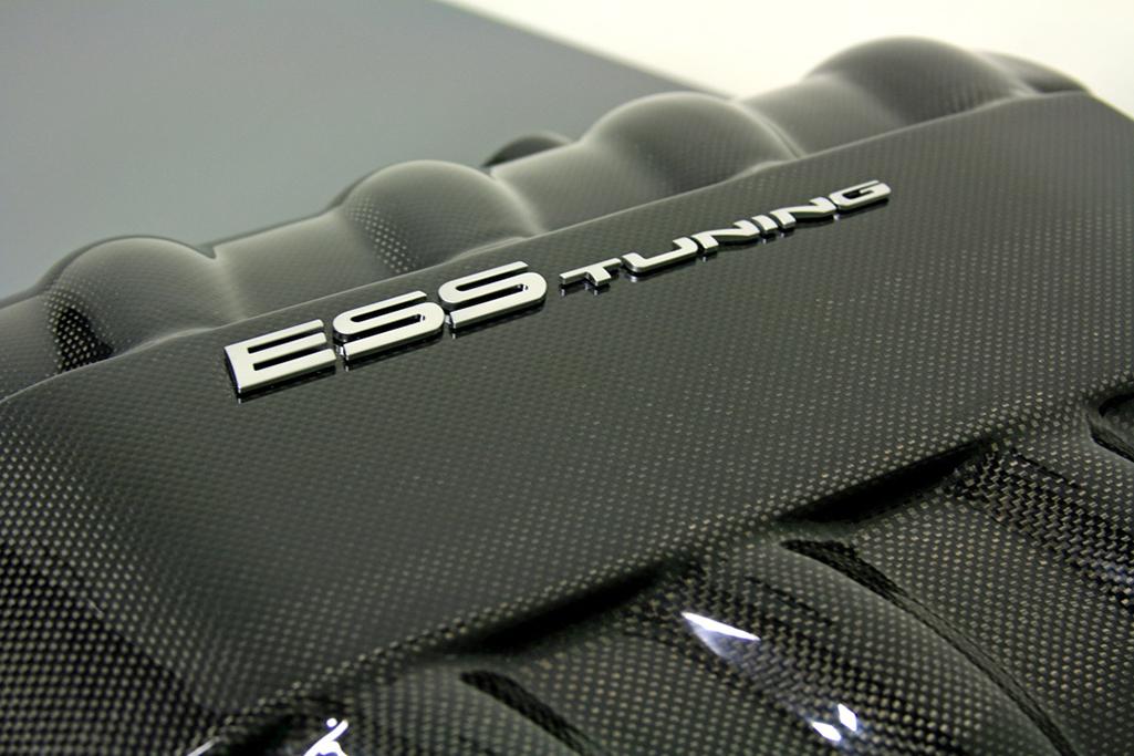 ESS Tuning VT1-550 Supercharger System Carbon Fiber (2)