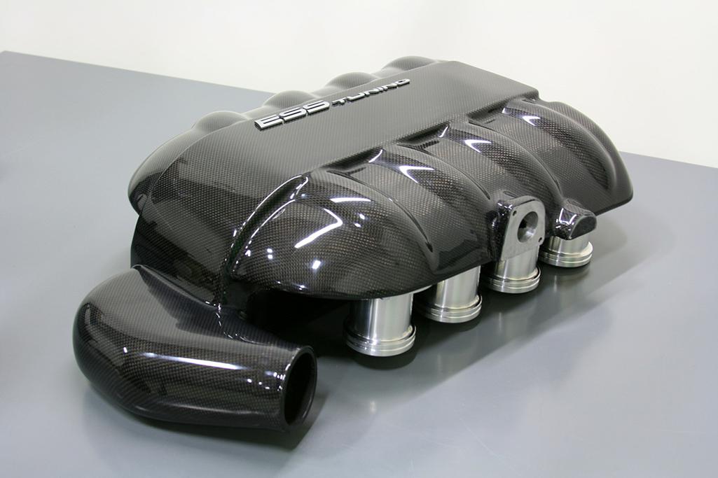 ESS Tuning VT1-550 Supercharger System Carbon Fiber
