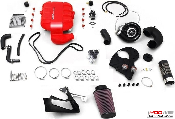ESS Tuning VT1-550 Supercharger System for BMW M3 E9X