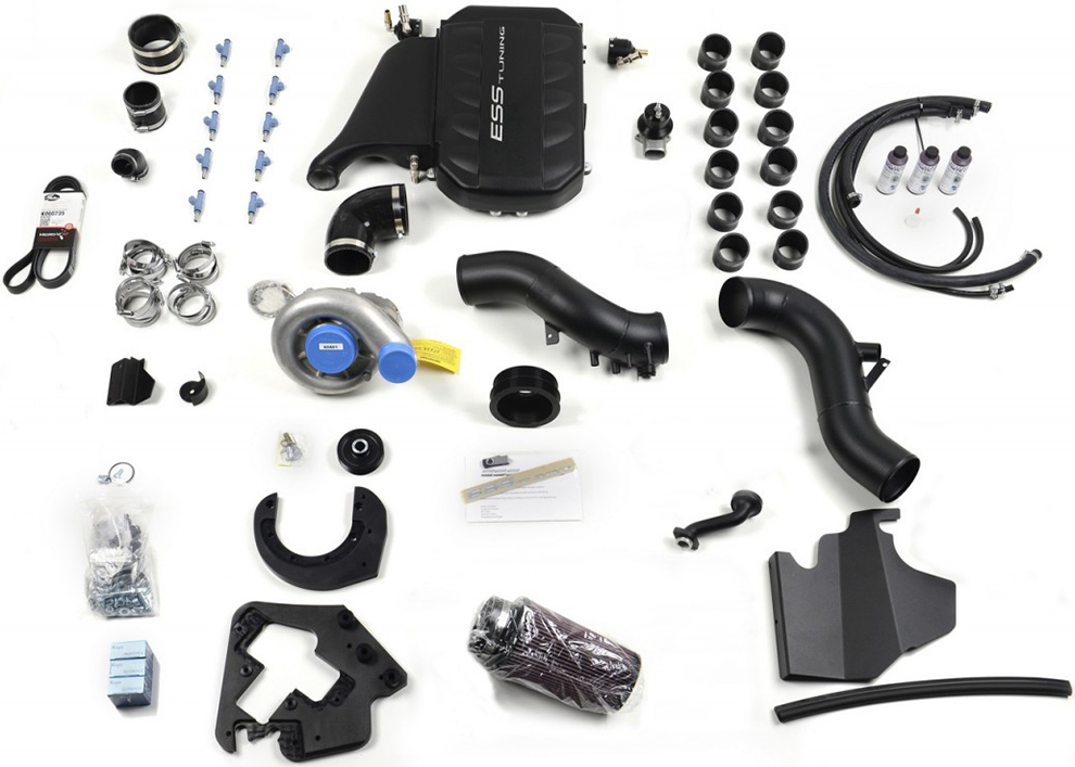 ESS Tuning S85 VT1-635 Supercharger System Gen 2 for BMW M5/M6