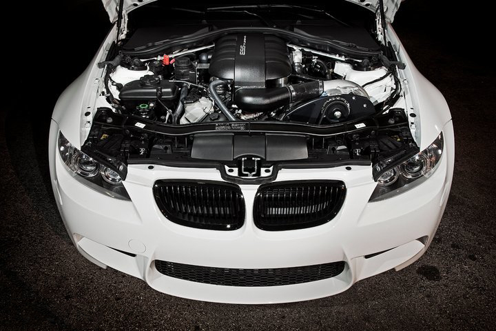 ESS Tuning VT2-625 Intercooled Supercharger System Installed (2)