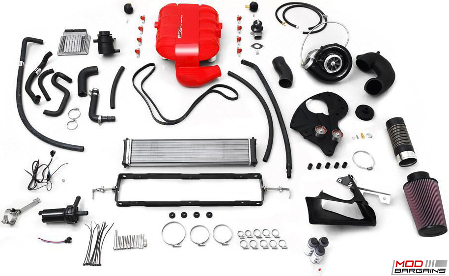 ESS Tuning VT2-625 Intercooled Supercharger System for BMW M3 E9X