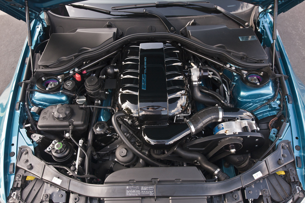 ESS Tuning VT2-625 Intercooled Supercharger System Installed