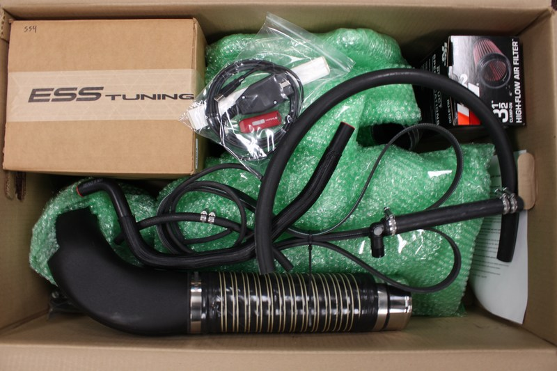 ESS Tuning VT1-475 Supercharger System Gen 3 for BMW M3 E46