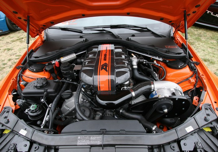 ESS Tuning VT1-550 Supercharger for BMW M3 E9X Installed (6)