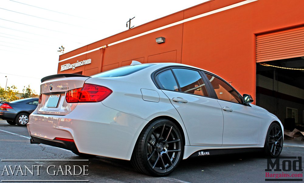 Eibach Pro-Kit Performance Springs for BMW