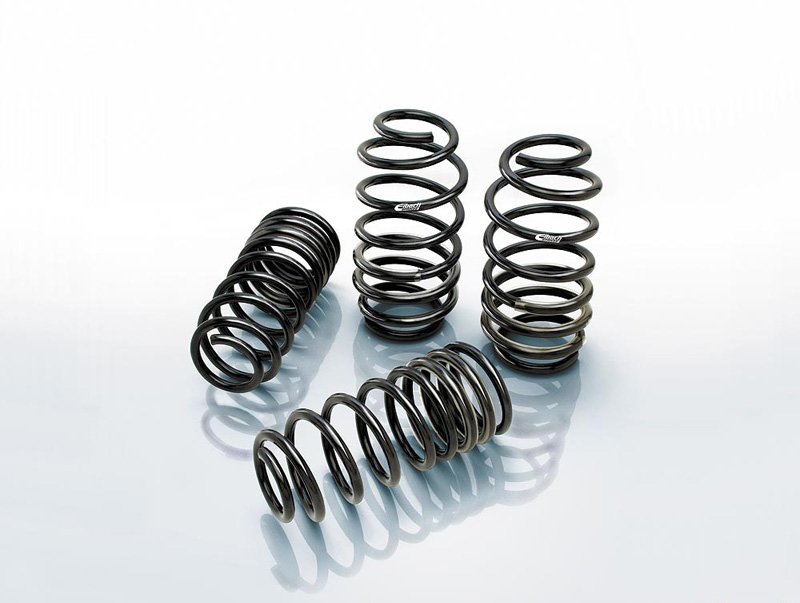 Eibach Pro-Kit Performance Lowering Springs Audi B8 A4 at ModBargains.com
