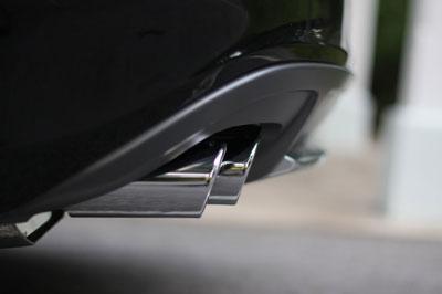 Eisenmann Exhaust for the Audi A4 B8