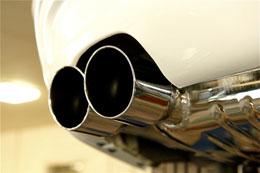 Eisenmann Exhaust BMW E82 135i Round Dual Tips (2 x 76 mm)