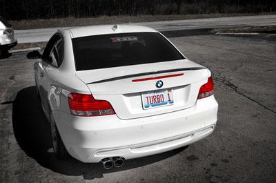 Eisenmann Exhaust for the BMW E82 135i