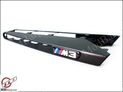 Matte Black Fender Grille for BMW M3