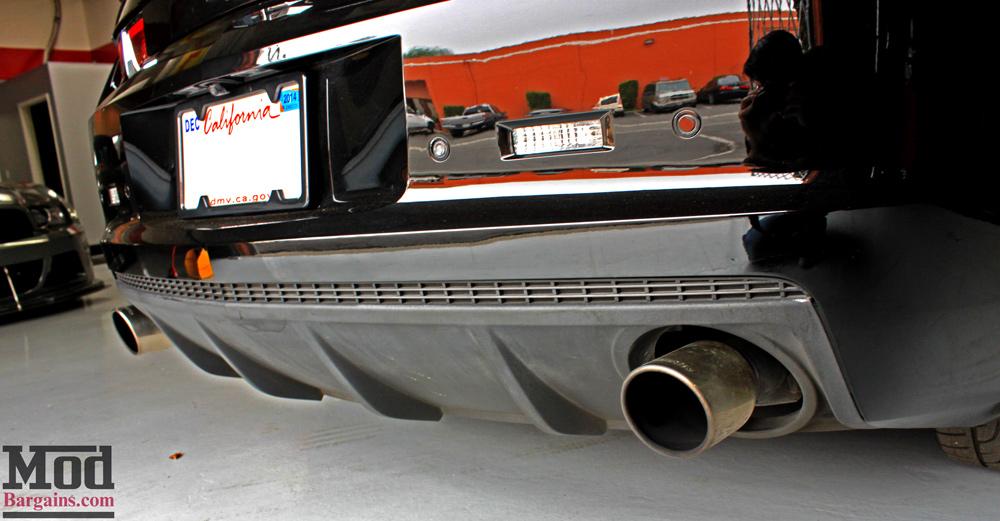 Flowmaster Cat Back Exhaust for 2010-14 Camaro V8 6.2L SS [Gen 5, Zeta]