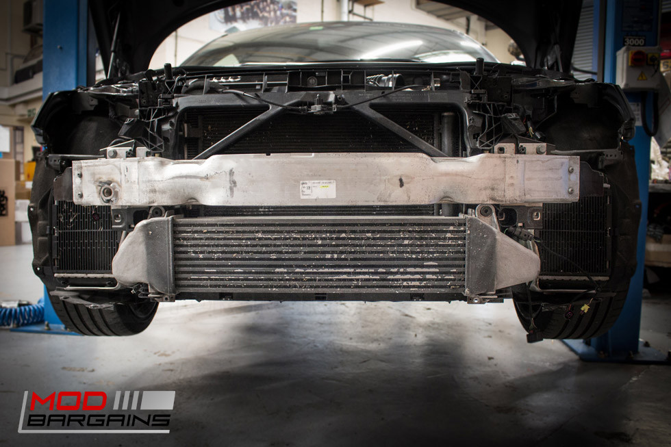 Forge Motorsports Intercooler Audi TT RS 8S 2017+ with Crash Bar