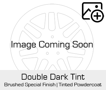 Forgestar Special Finish Brushed Double Dark Tint