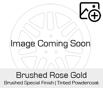 Forgestar Special Finish Brushed Rose Gold