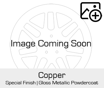 Forgestar Special Finish Copper