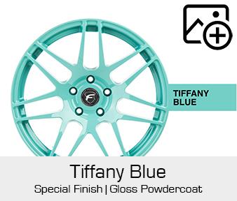 Forgestar Special Finish Tiffany Blue