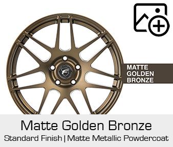 Forgestar Standard Finish Matte Golden Bronze