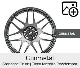 Forgestar Standard Finish Gunmetal
